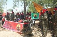 """كتيبة """"الحرية العالمية"""" للمقاتلين الأجانب بمناطق كردية بسوريا"""