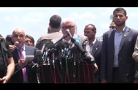 وزير خارجية ألمانيا: غزة برميل بارود لن نسمح له أن ينفجر