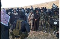"""تراجع تنظيم الدولة أمام """"الحر"""" بالبادية والقلمون بسوريا"""
