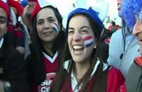 """""""كوبا أمريكا"""" تنطلق بفوز تشيلي على أرضها"""