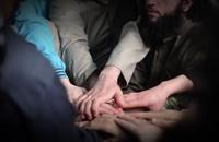 """عناصر من جبهة النصرة وأحرار الشام يبايعون """"البغدادي"""" (فيديو)"""