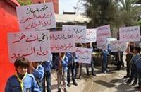 فلسطينيو الداخل ينظمون مسيرة تضامنية مع الأسير خضر عدنان