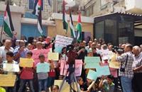اللاجئون الفلسطينيون بلبنان يصعدون ضد تخفيض مساعدات أونروا