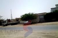 شاحنة مواد غذائية بمنزل الرئيس الموريتاني تطيح بوزير (صورة)