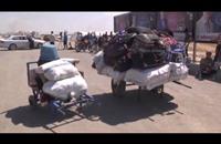"""عودة ألف لاجئ سوري في تركيا إلى مدينة """"تل أبيض"""""""