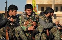 أهالي قرية بالحسكة السورية يشتبكون مع الوحدات الكردية