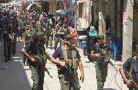 قتيل من الجبهة الشعبية في مخيم البداوي بلبنان