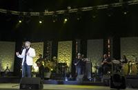 """ماهر زين يصدح بأجمل أغانيه في مهرجان """"موازين"""" المغربي"""