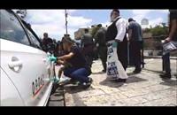 استشهاد فلسطيني طعن شرطيا إسرائيليا في القدس