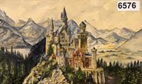 بيع لوحات رسمها أدولف هتلر بسعر 400 ألف يورو بمزاد