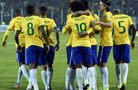 """البرازيل تفوز على فنزويلا وتواجه باراغواي في """"كوبا أمريكا"""""""