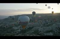"""محاولة لتسجيل رقم قياسي بالطيران الشراعي في """"كابادوكيا"""" التركية"""