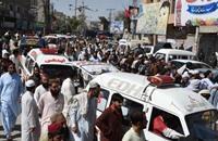 ارتفاع عدد ضحايا الحر بباكستان إلى 900 شخص