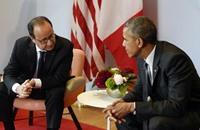 باريس تندد بتجسس أمريكا على الرئيس الفرنسي