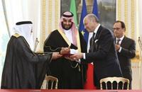 فرنسا تشرع في دراسة إنشاء مفاعلين نوويين بالسعودية
