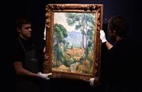 لوحات فنية تحصد 113 مليون دولار بمزاد في لندن