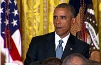 أوباما: خسائر تنظيم الدولة الأخيرة تؤكد أنه سيُهزم