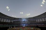 حفل ختامي مبهر للألعاب الأوروبية في باكو