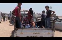 موجة نزوح من الحسكة السورية باتجاه المناطق الشمالية