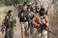 مقاتلو المعارضة يحاصرون قرية درزية بمنطقة الجولان السورية