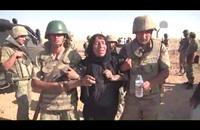"""رصد لمعاناة الفارّين من اشتباكات """"رأس العين"""" بسوريا"""