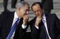 هولاند يؤكد رفضه مقاطعة إسرائيل ونتنياهو يرفض لقاء مدير أورانج