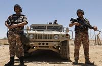 حرس الحدود الأردني يقتل شخصين حاولا التسلل من سوريا