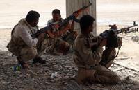 مقتل 17 حوثيا في تعز وقتال ضار في الجوف اليمنية