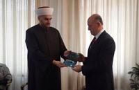 """وزير العدل اللبناني يتسلم نسخة من """"الصندوق الأسود"""""""