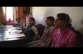 """""""ألفية ابن مالك""""...تعلّم أطفال غزة أصول """"لغة الضاد"""""""