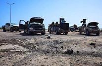 مقتل خمسة مسلحين في هجوم انتحاري على بوابة شرق ليبيا