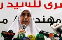 نجلة مرسي تكشف وصيّة والدها لها قبل اعتقاله