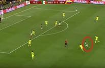 """لاعب المكسيك سجل هدفا """"مارادونيا"""" أبهر به العالم (فيديو)"""