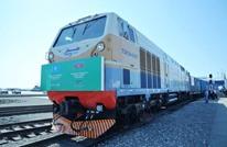 قطار صيني يقتحم خمسة منازل بأقصى سرعته (صورة)