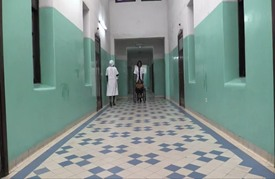 مشروع لنقل المدرسة إلى المستشفيات في كينشاسا