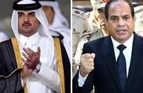 نظام السيسي يمهل سفير قطر للمغادرة ويحظر رحلات الطيران
