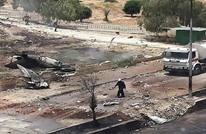 """إعلام النظام يروج لسيناريو """"فانتازي"""" لسقوط طائرته في حماة"""