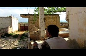 """""""المراصد اللاسلكية"""" وسيلة اتصال وإنقاذ حياة في سوريا"""
