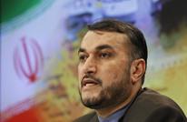 """عبد اللهيان: العلاقة بين طهران والقاهرة """"وطيدة"""""""