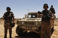 الجيش الأردني يعلن تحرير أردني مخطوف بجنوب سوريا (صور)