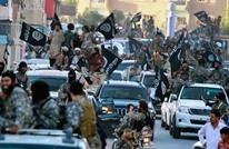 مدنيون من الرقة يسلكون طريق الصحراء هربا من تنظيم الدولة