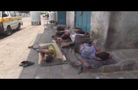 يمنيون في الحديدة.. حياة رمضانية بلا  كهرباء