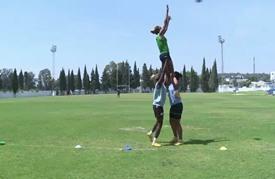 منتخب الركبي النسائي التونسي يطمح إلى التأهل للأولمبياد