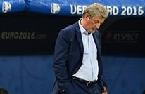 هودجسون مدرب إنجلترا يستقيل بعد خروج مذل من بطولة أوروبا