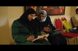 عشرات الطلبة الغزيين يتقدمون بطلبات للحصول على منح دراسية تركية