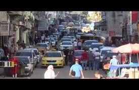 أسواق رام الله تشهد حركة تجارية نشطة في أول أيام رمضان