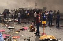 """مقتل 27 في تفجير انتحاري مزدوج في بغداد و""""الدولة"""" يتبنى"""