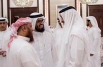 ابن زايد يستقبل المقال ابن بريك وقادة جنوبيين بأبو ظبي (صور)
