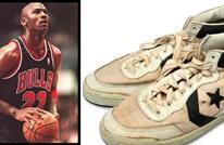 حذاء رياضي مستعمل لجوردان يحطم رقما قياسيا ويدخل التاريخ