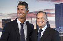 رئيس ريال مدريد غاضب من كريستيانو.. وهذا ما سيفعله تجاهه